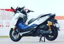 Shock Ohlins Honda Forza