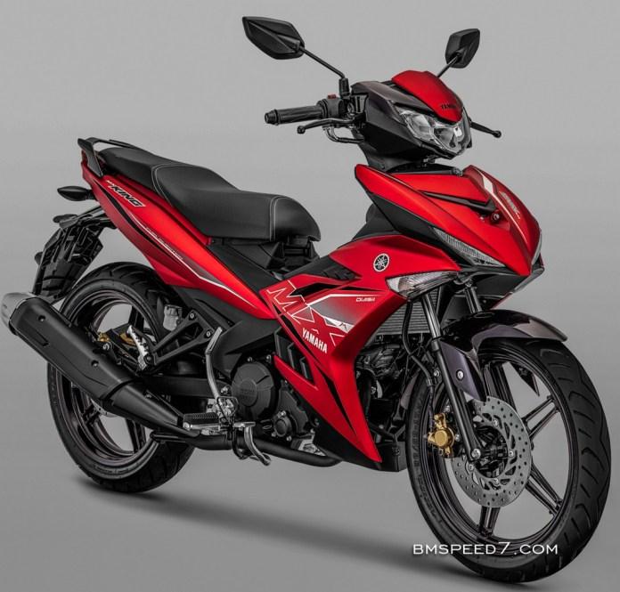 Yamaha MX King 2019 Red