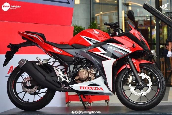 Honda CBR150R Terbaru 2019