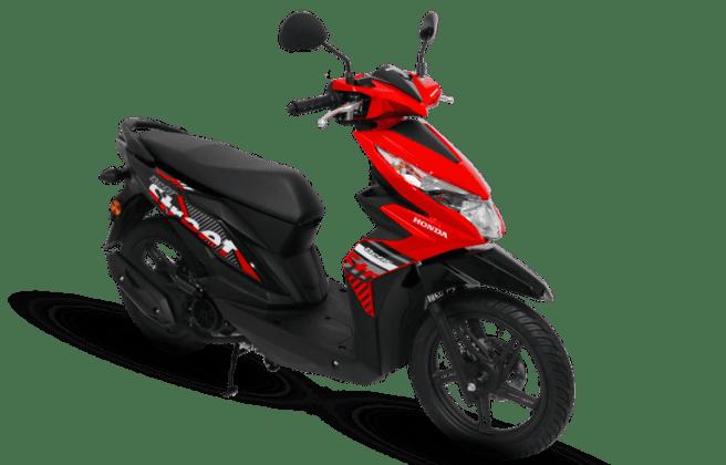 Honda BeAT Street 2019 Malaysia