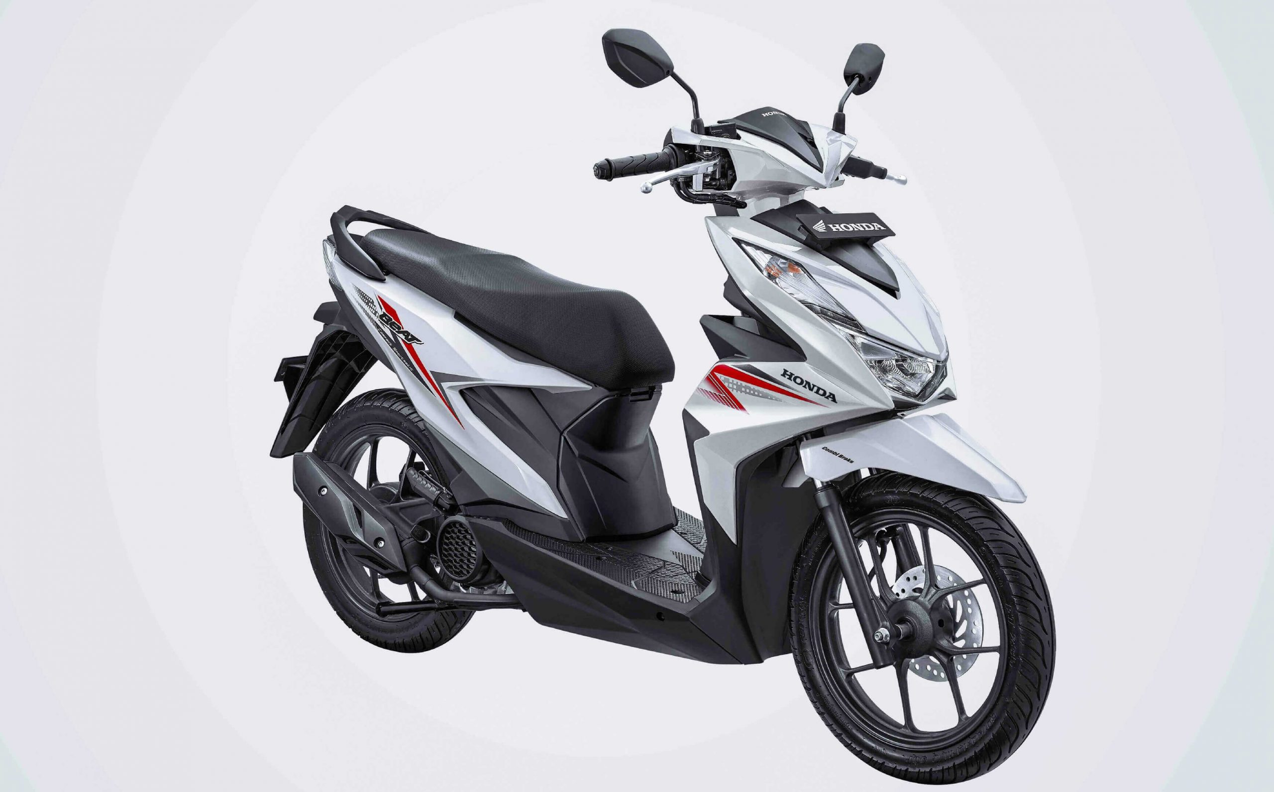 All New Honda BeAT 2020 Putih