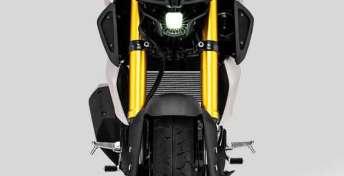 Suspensi Upside Down Yamaha MT-15