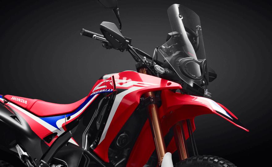 Honda CRF250 Rally 2019 BMSPEED7