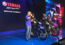 Launching Yamaha MT-15 dan MX King