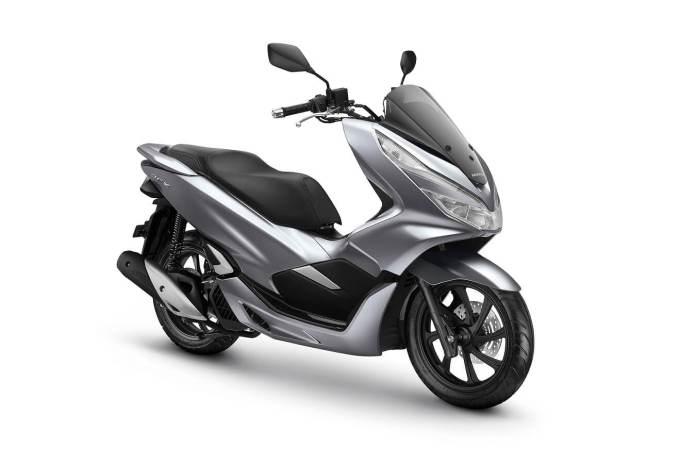 Honda PCX 2019 Silver