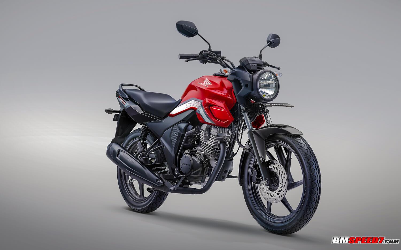 Honda CB150 Verza 2019 Merah