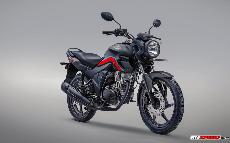 Honda CB150 Verza 2019 Hitam