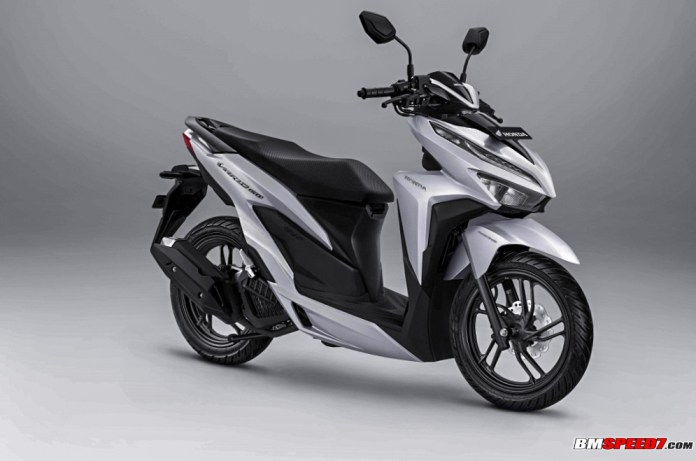 Honda Vario 150cc Putih