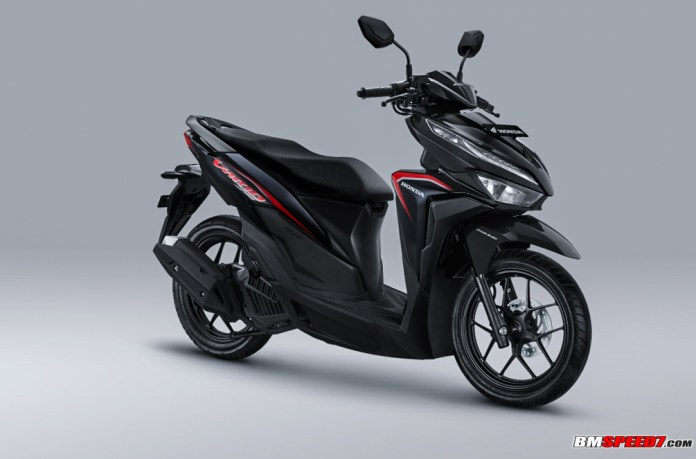 Honda Vario 125 2019 Hitam Metalik