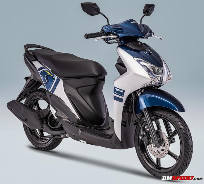 Harga Yamaha Mio S 2019 Putih