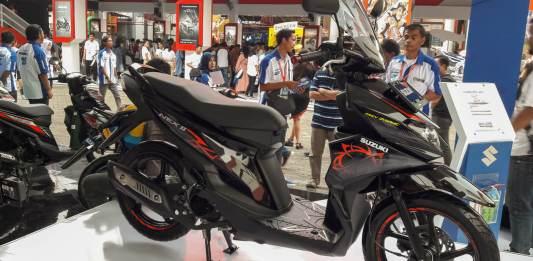 Harga Aksesoris Suzuki Nex II