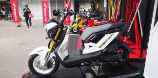 Harga Honda Zoomer X 2019