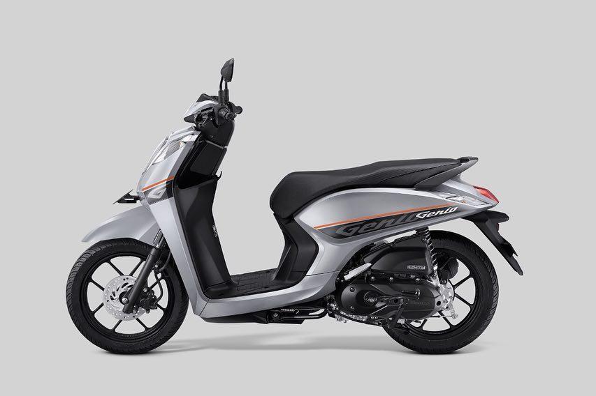 Honda Genio 2019 CBS Silver