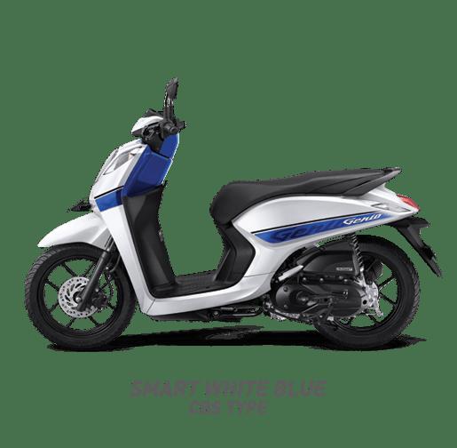 Honda Genio 2019 CBS Biru