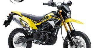 Kawasaki D-Tracker 2019 Kuning