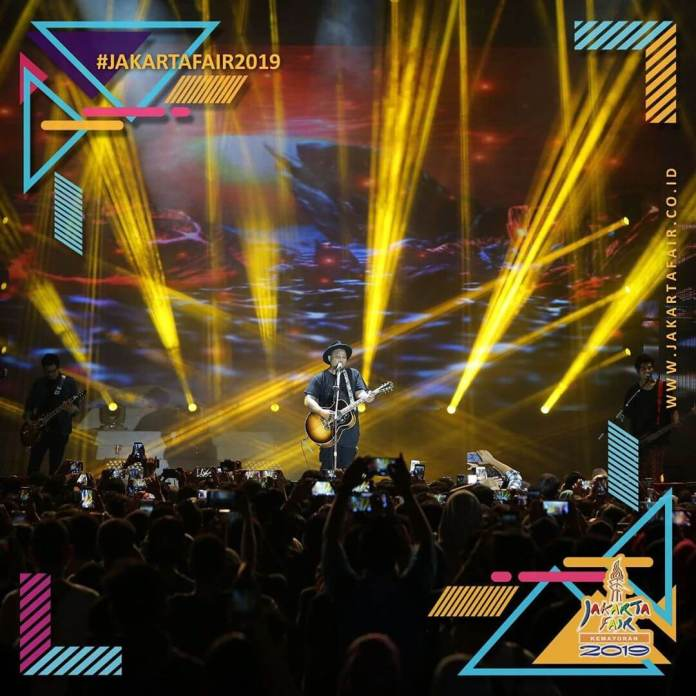 jadwal konser prj 2019