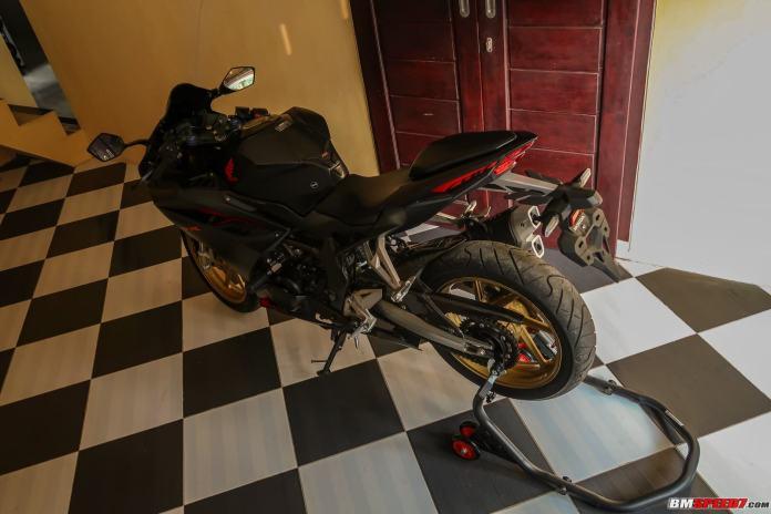 Paddock Honda CBR250RR ProjectONE