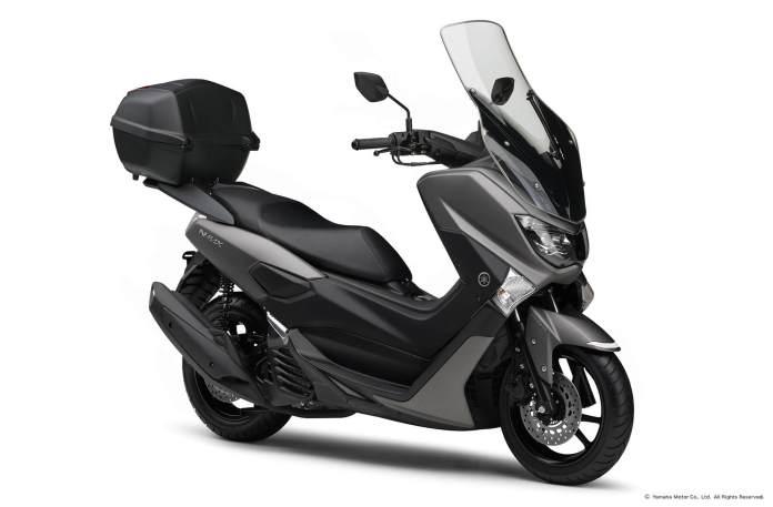 Yamaha NMAX 125 Touring