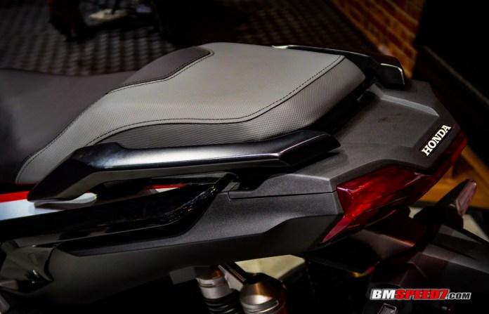 Panel Belakang Honda ADV 150