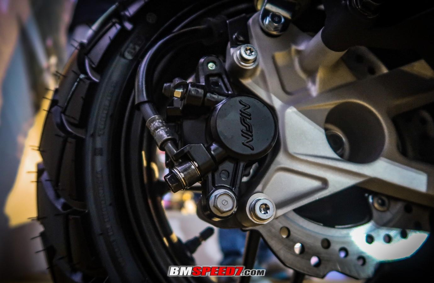 Rem Belakang Honda ADV 150