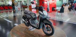 Harga Honda Genio Jateng