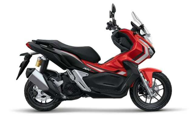 Honda ADV 150 ABS Advanced Red