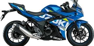 Suzuki GSX250R 2019