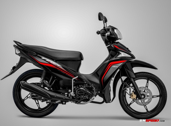 Yamaha Vega Force 115 Hitam