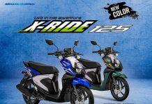 Harga Yamaha X-Ride Terbaru 2019