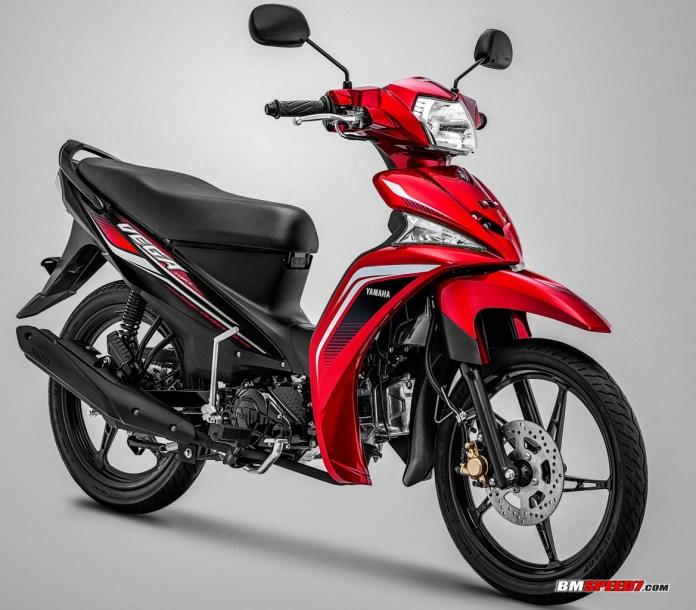 Yamaha Vega Force 2019 Merah
