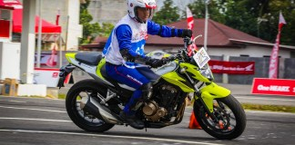 7 Postur Bekendara Safety Riding