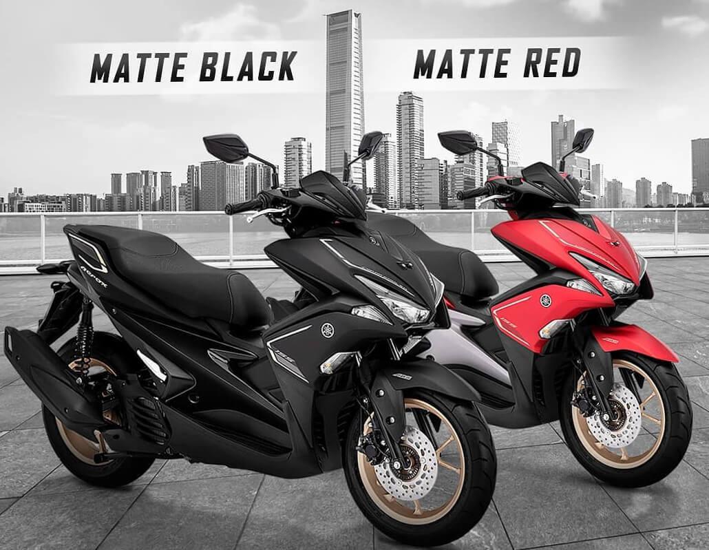 Di artikel sebelumnya kan udah tuh seputar perilisan dan harga untuk. Harga Yamaha Aerox 155 2019 Semua Tipe, Warna dan Spesifikasi » BMSPEED7.COM