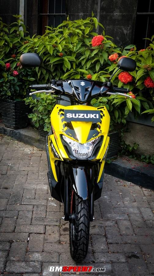 Harga Suzuki Nex II Cross Jatim