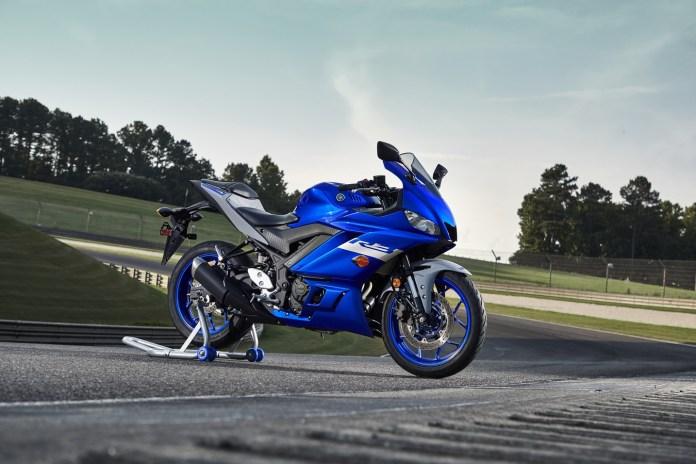 Yamaha R3 2020 Icon Blue