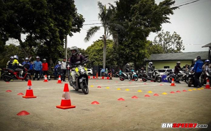 Edukasi Safety Riding Yamaha Indonesia