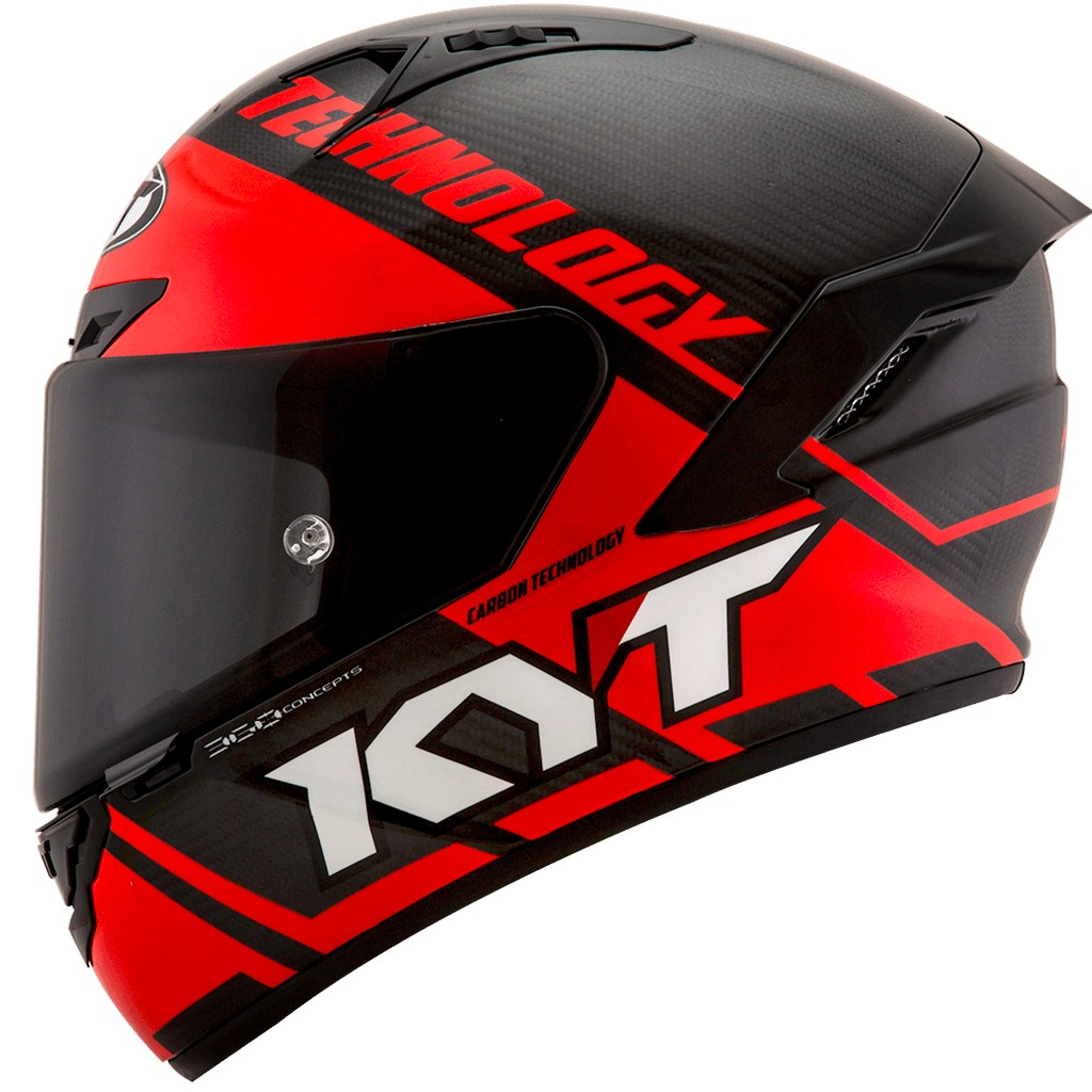kyt nx race carbon black
