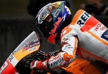SHOEI X-Spirit III Marquez Motegi 2019
