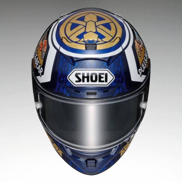 SHOEI X-Spirit Marquez Motegi 2019