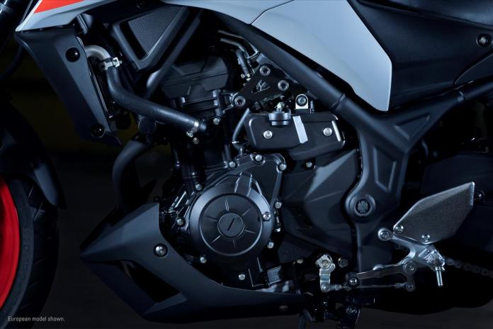 Fitur Side Stand Switch Yamaha New MT-25