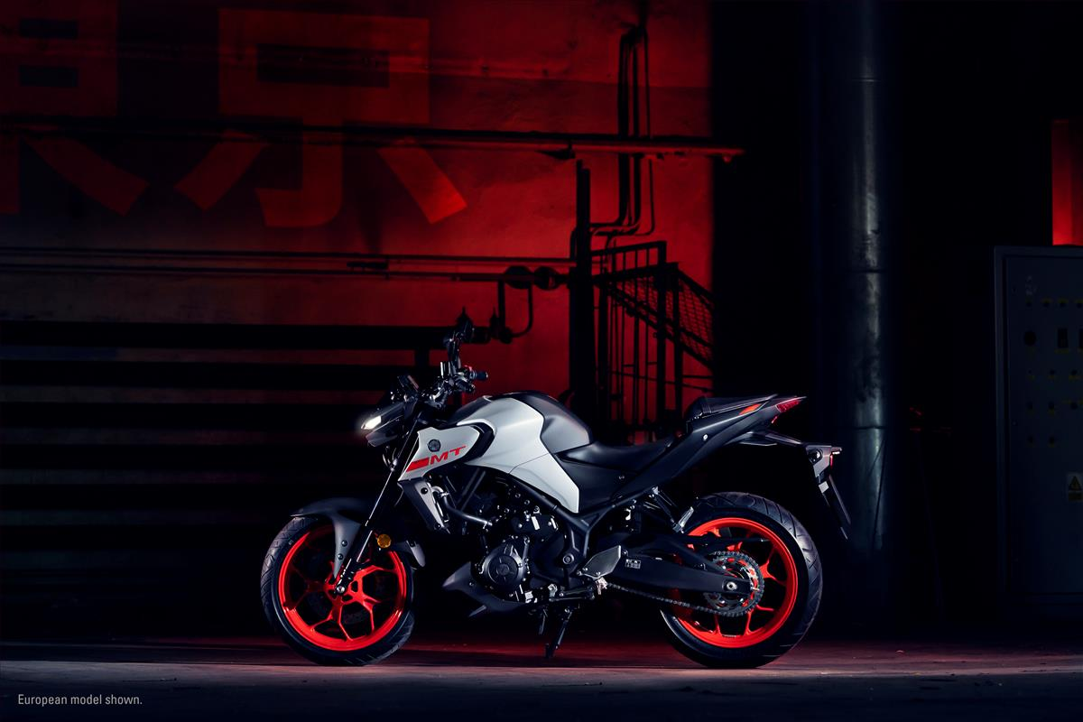 2019 Yamaha New MT-03
