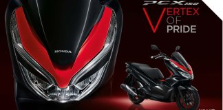 All New Honda PCX 2020