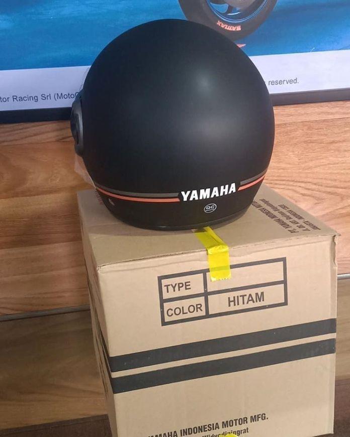 helm bawaan XSR 155