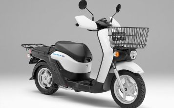 Honda Benly e II Pro