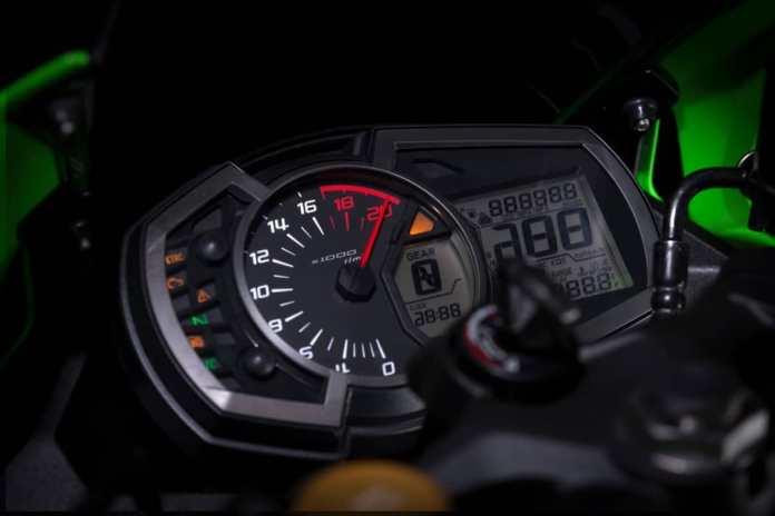 Redline Kawasaki ZX-25R 2020