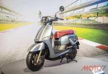 Suzuki Saluto 125 2020