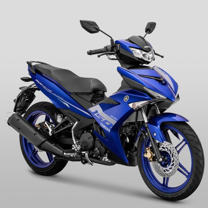 Yamaha MX King 2020 Biru Metalik