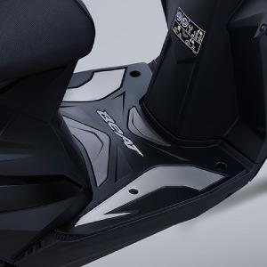 Aksesoris Pijakan Kaki Honda BeAT LED
