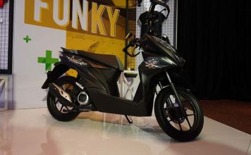 Aksesoris Honda BeAT Street 2020