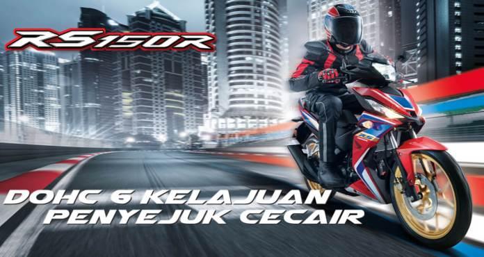 Honda RS150R 2020 RWB Tricolor
