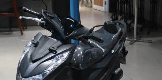 All New Honda BeAT Deluxe (CBS-ISS)